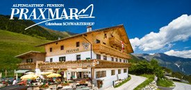 Alpengasthof PRAXMAR - Berge Erleben