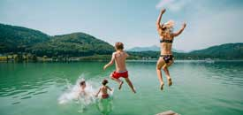 Familienurlaub in Südkärnten