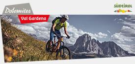 Bike-Urlaub in den Dolomiten