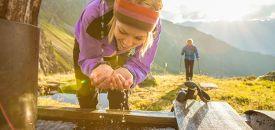Wandern im Tiroler Oberland