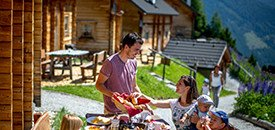 MARKTLALM Ferienhütten u. -häuser
