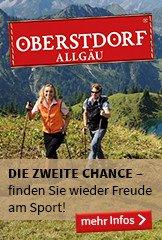 Wandern in Oberstdorf