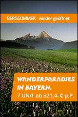 Aktivhotels in Berchtesgaden